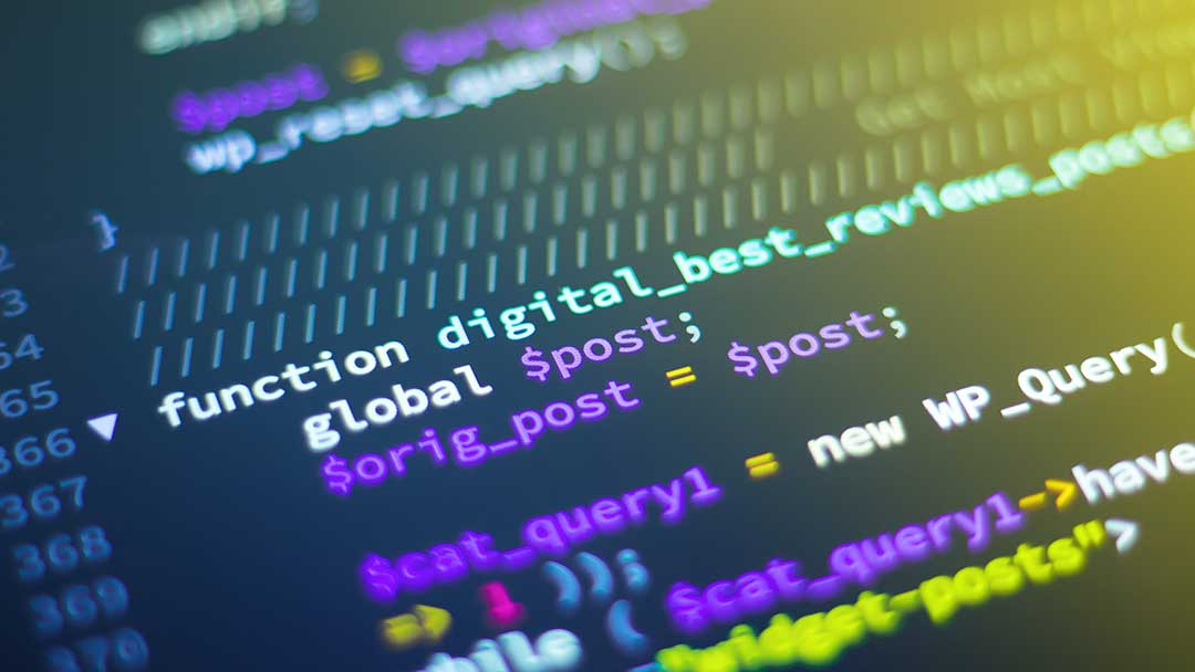 ligne de codes pour développer son site internet seul