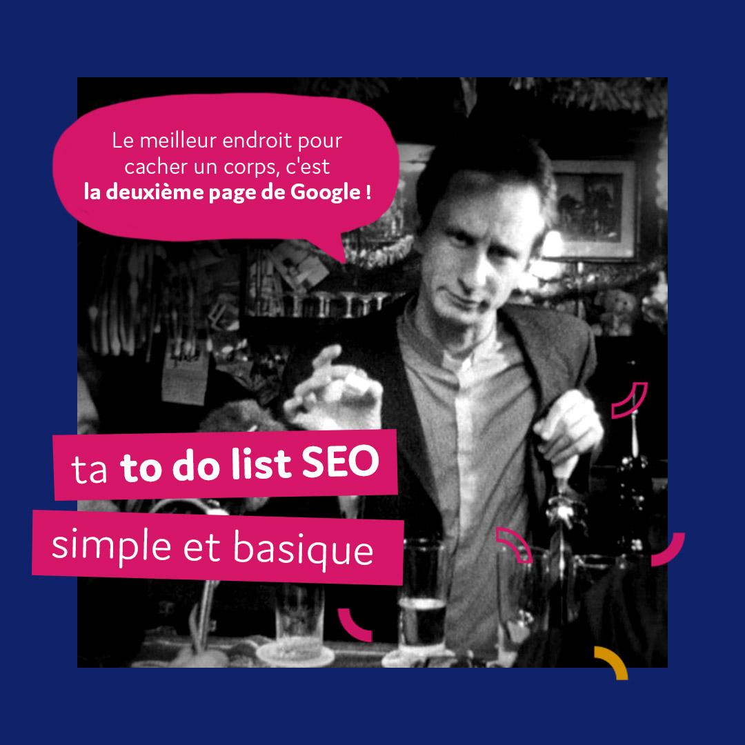 Le SEO basic pour gagner en visibilité sur le web